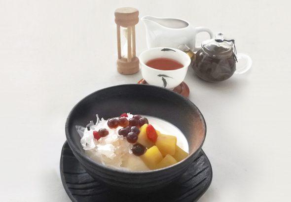 生姜風味の温豆花 イメージ