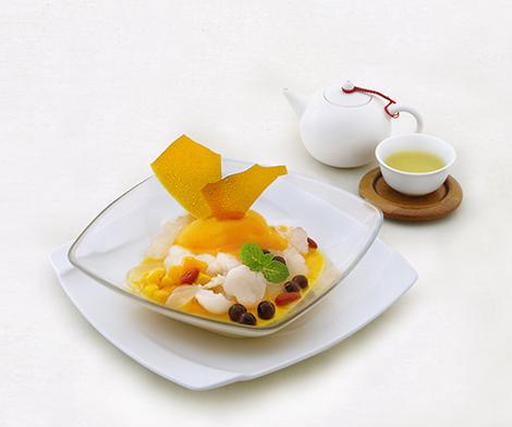 南国果実の贅沢マンゴープリン イメージ