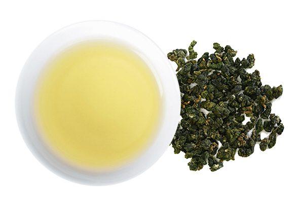 金萱茶(キンセンチャ)の水色