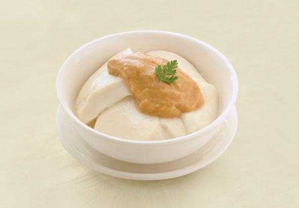 豆花(トウファ)ピーナッツソースがけ  イメージ