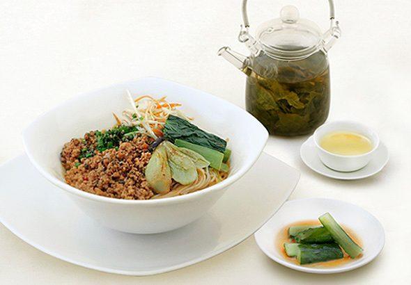 ヘンプシードの冷やし担担麺 イメージ