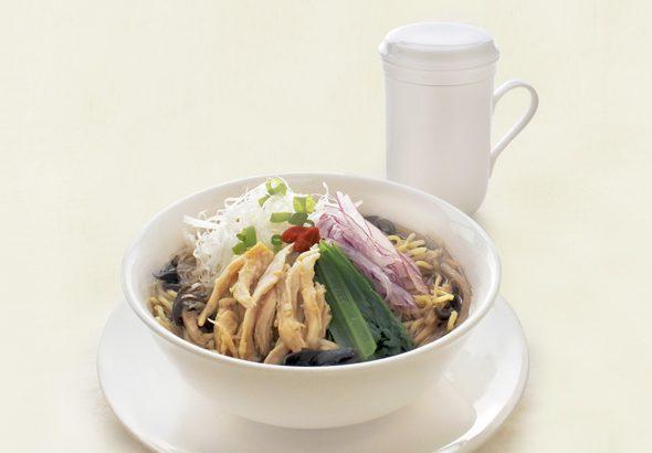 黒酢麺 イメージ