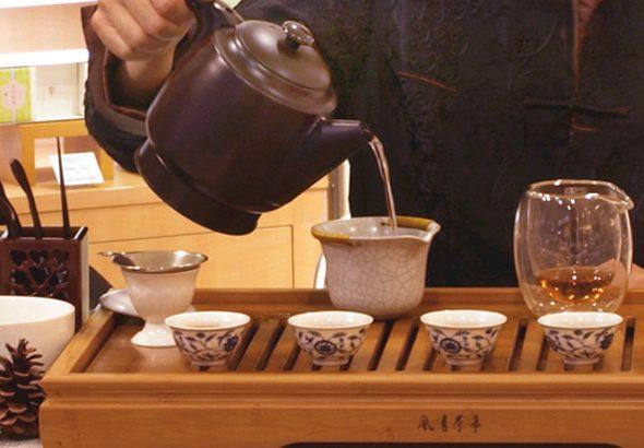 お茶席イメージ