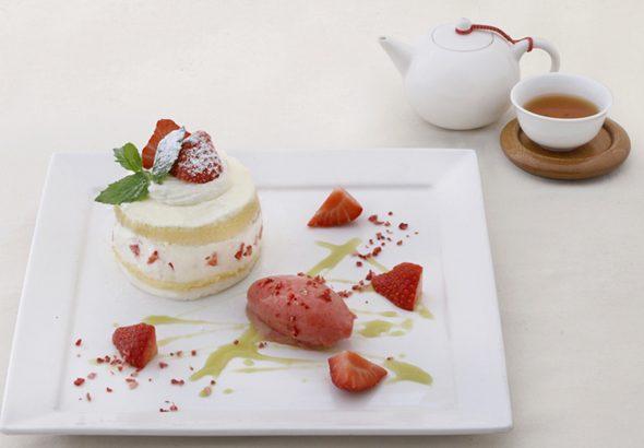 いちごのショートケーキ イメージ
