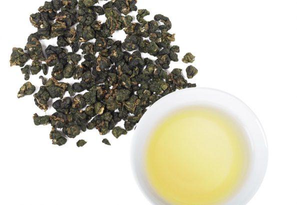 阿里山金萱茶冬茶