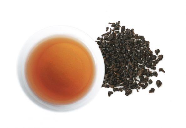 老茶 陳年十分茶(ロウチャ チンネンジュップンチャ)
