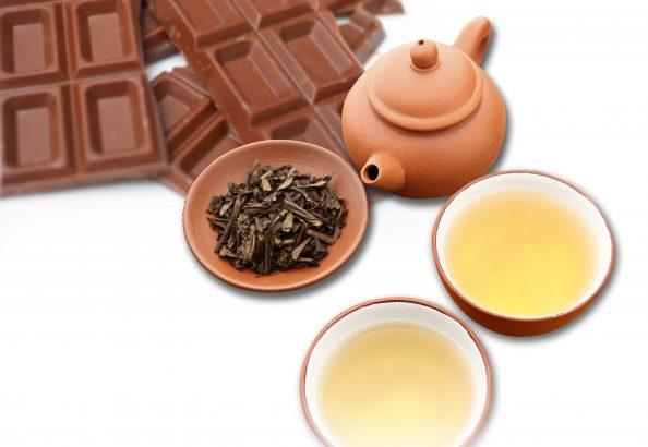 チョコレートと愉しむ中国茶 イメージ