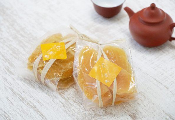 茶語 ドライマンゴー パッケージ